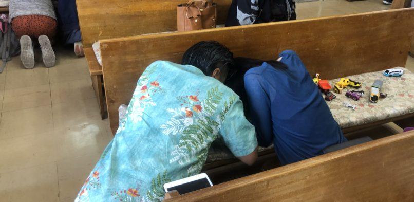 2019秋の祈祷週 in 石川教会